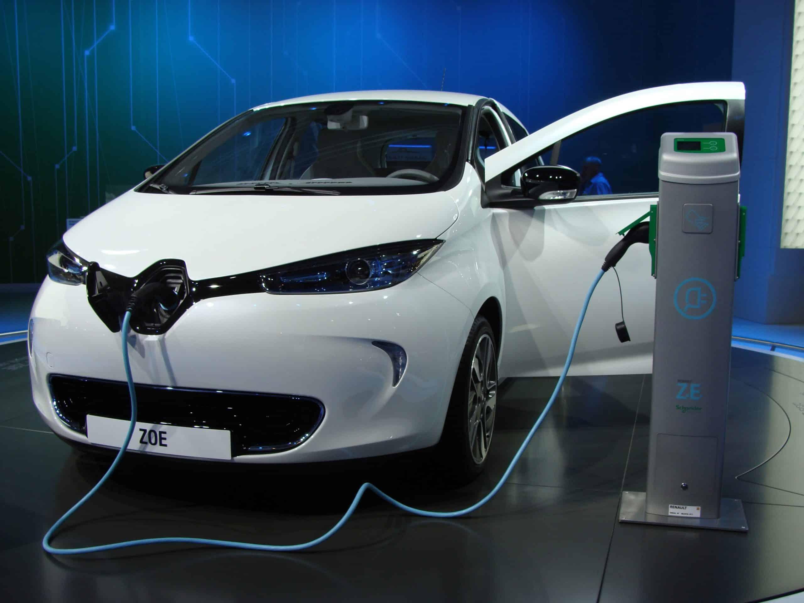 hausse prime voiture électrique